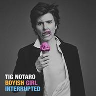 TIG NOTARO - BOYISH GIRL INTERRUPTED VINYL