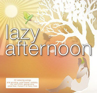 LAZY AFTERNOON / VARIOUS (UK) CD