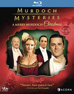 MURDOCH MYSTERIES CHRISTMAS BLURAY