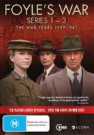 FOYLE'S WAR: 1939 - 1941 (2007) DVD