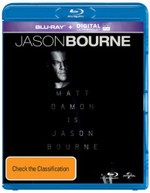 JASON BOURNE (BLU-RAY/UV) (2016) BLURAY