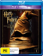 HARRY POTTER: YEAR 1 (SPECIAL EDITION) (BLU-RAY/UV) BLURAY