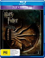 HARRY POTTER: YEAR 2 (SPECIAL LIMITED EDITION) (BLU-RAY/UV) (2002) BLURAY