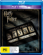 HARRY POTTER: YEAR 3 (SPECIAL LIMITED EDITION) (BLU-RAY/UV) (2004) BLURAY