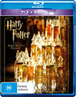 HARRY POTTER: YEAR 6 (SPECIAL LIMITED EDITION) (BLU-RAY/UV) (2009) BLURAY