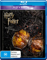 HARRY POTTER: YEAR 7 - PART  1 (SPECIAL LIMITED EDTION) (BLU-RAY/UV) BLURAY
