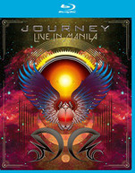 JOURNEY - LIVE IN MANILA (3PC) (W/CD) BLURAY