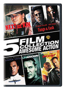 5 FILM COLLECTION: AWESOME ACTION COLLECTION DVD
