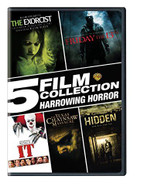 5 FILM COLLECTION: HARROWING HORROR COLLECTION DVD