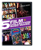 5 FILM COLLECTION: MUSIC MOVIES COLLECTION DVD