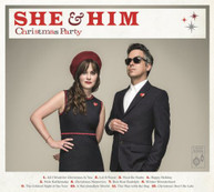 SHE &  HIM - CHRISTMAS PARTY CD