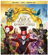 ALICE THROUGH THE LOOKING GLASS (2PC) (+DVD) BLURAY