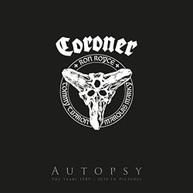 CORONER - AUTOPSY (4PC) (IMPORT) BLURAY