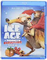 ICE AGE: A MAMMOTH CHRISTMAS SPECIAL / BLURAY