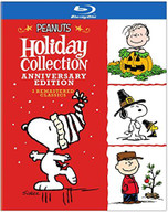 PEANUTS HOLIDAY ANNIVERSARY COLLECTION (3PC) BLURAY