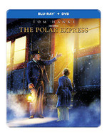 POLAR EXPRESS (+DVD) (STEELBOOK) BLURAY