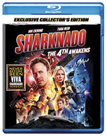 SHARKNADO: THE 4TH AWAKENS (WS) BLURAY