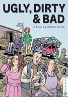 UGLY DIRTY & BAD DVD