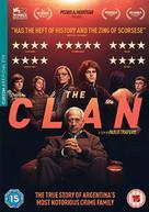 THE CLAN (UK) DVD