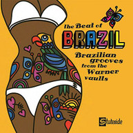 BEAT OF BRAZIL: BRAZILIAN GROOVES FROM THE WARNER VINYL
