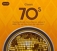 CLASSIC 70'S / VARIOUS (UK) CD