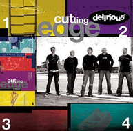 DELIRIOUS - CUTTING EDGE 1&2 3&4 (UK) VINYL