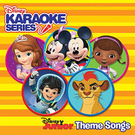 DISNEY KARAOKE SERIES: DISNEY JUNIOR THEME / VAR CD