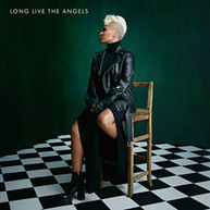 EMELI SANDE - LONG LIVE THE ANGELS (DLX) (DIGIPAK) CD