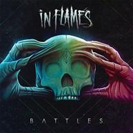 IN FLAMES - BATTLES (DIGIPAK) CD