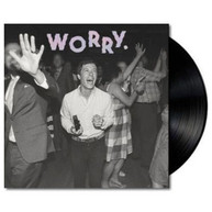 JEFF ROSENSTOCK - WORRY (LP) VINYL