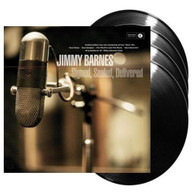 JIMMY BARNES - SIGNED, SEALED, DELIVERED VINYL
