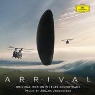 JOHANN JOHANNSSON - ARRIVAL CD