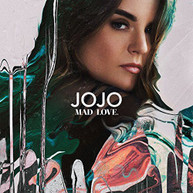 JOJO - MAD LOVE (CLEAN) CD