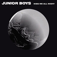 JUNIOR BOYS - KISS ME ALL NIGHT (LTD) VINYL