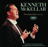 KENNETH MCKELLAR - DECCA TEAR: 1955-1975 (IMPORT) CD