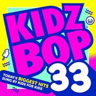 KIDZ BOP KIDS - KIDZ BOP 33 CD