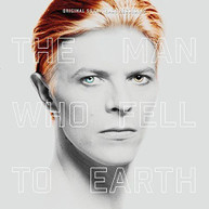 MAN WHO FELL TO EARTH / SOUNDTRACK (UK) VINYL
