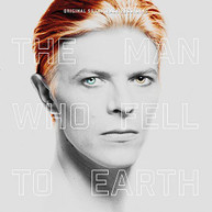 MAN WHO FELL TO EARTH: DELUXE EDITION / SOUNDTRACK VINYL