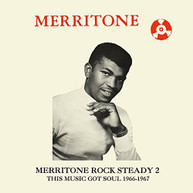 MERRITONE ROCK STEADY 2: THIS MUSIC GOT SOUL / VAR VINYL