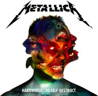 METALLICA - HARDWIRED: TO SELF-DESTRUCT (LTD) (180GM) VINYL