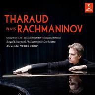 RACHMANINOFF / ALEXANDRE / LIVERPOOL PHIL  THARAUD - PIANO CONCERTOS VINYL