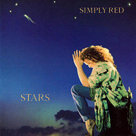 SIMPLY RED - STARS: 25TH ANNIVERSARY EDITION (UK) VINYL
