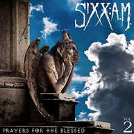 SIXX:A.M. - PRAYERS FOR THE BLESSED CD