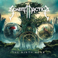SONATA ARCTICA - NINTH HOUR (UK) VINYL