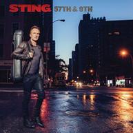 STING - 57TH & 9TH (DLX) CD