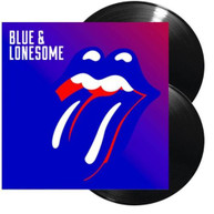 THE ROLLING STONES - BLUE & LONESOME (2LP) VINYL