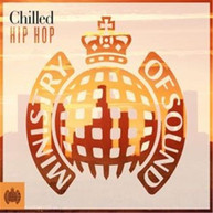 VARIOUS ARTISTS - MINISTRY OF SOUND: CHILLED HIP HOP CD