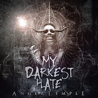 MY DARKEST HATE - ANGER TEMPLE (UK) CD