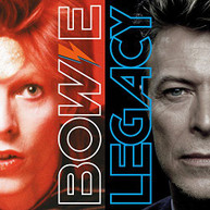 DAVID BOWIE - LEGACY (DIGIPAK) CD