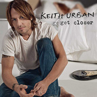 KEITH URBAN - GET CLOSER VINYL